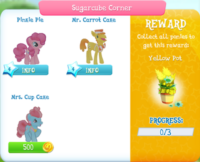 Sugarcube Corner Collection