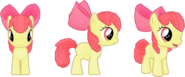Apple Bloom model