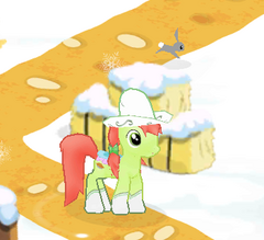 Peachy Sweet Character Image