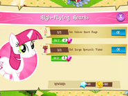 High-Flying Hearts tasks