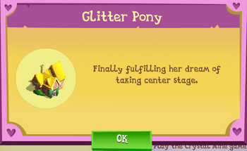 Glitter Pony Album Description