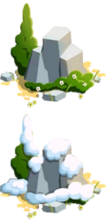 Large Rocks Canterlot
