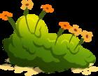 Large Flower Bush