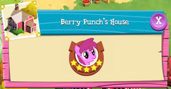 Berry Punch's House residents
