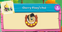 Cherry Fizzy's Pad residents