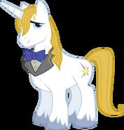 Prince Blueblood vector