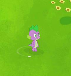 Spike Character Image