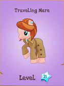 Traveling Mare Store Locked