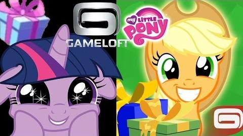 How to use Gift Codes? 2016 - 2017 My Little Pony Friendship is Magic Gameloft MLP FiM