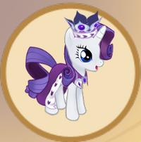 Princess Platinum Outfit