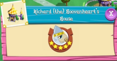 Richard (the) Hoovenheart's House Residents