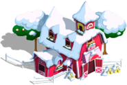 Sweet Apple Homestead Winter