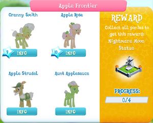 Apple Frontier