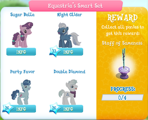 Equestria's Smart Set