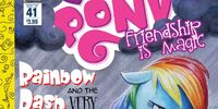 Friendship is Magic Issue 41