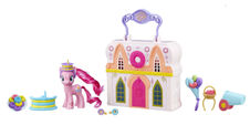 Explore Equestria Pinkie Pie Donut Shop Playset