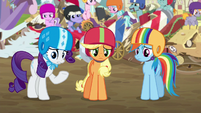 """Rarity """"older ponies automatically know best"""" S6E14"""