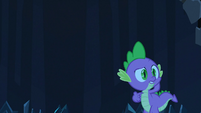 Spike 'What were you looking at' S3E2