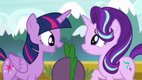 "Twilight ""your first friendship lesson is"" S6E1"