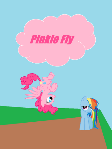 File:FANMADE Pinkie fly.png