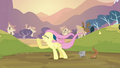 Fluttershy in the wind S2E22.png
