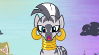 Zecora 'after a sip, you may see why...' S4E01