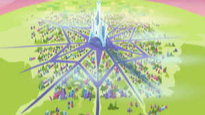 Bird's eye view of Crystal Empire EG.png