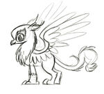 Gilda sketch by Lauren Faust