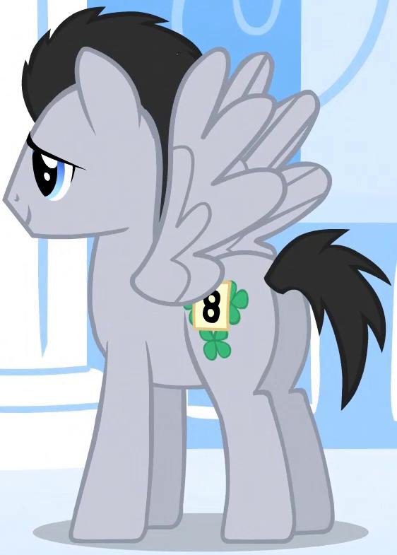 Lucky Clover Pegasus ID S01E16