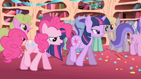 Pinkie Pie with Twilight S01E01