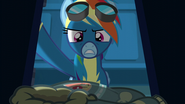"""File:Rainbow """"if I don't come up with something"""" S6E7.png"""