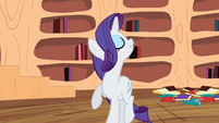 Rarity coming grace S2E10