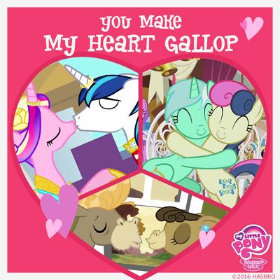 You Make My Heart Gallop
