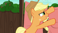 Applejack about to pull the curtains back S6E14.png