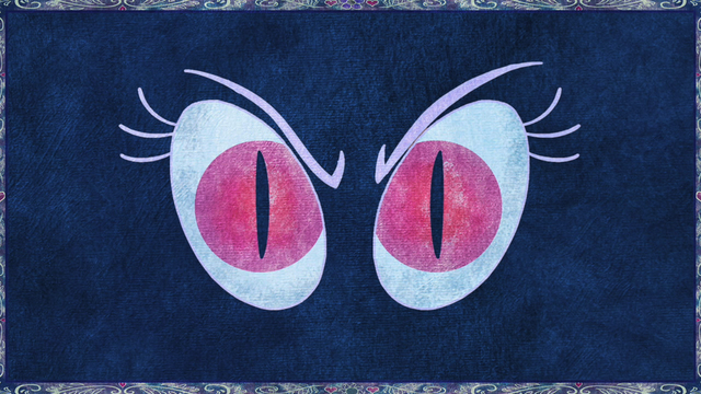 Файл:Nightmare Moon eyes depicted in legend S1E1.png