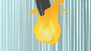 Philomena burst into flames S1E22.png