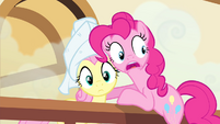 Pinkie Pie 'I don't think anypony was jealous' S4E14