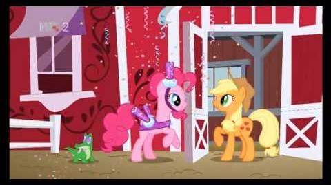 Pinkie Pie's Singing Telegram - Croatian