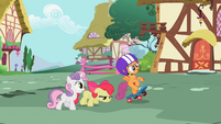 Scootaloo Scooter 2 S2E6