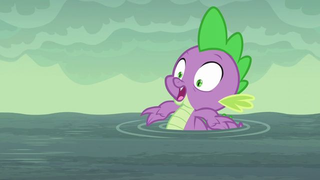 """File:Spike """"he's gonna drown!"""" S6E5.png"""