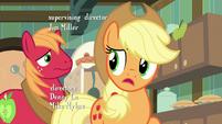 """Applejack """"you have any idea, Big Mac?"""" S7E13"""
