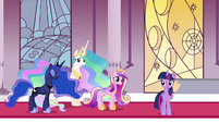 Celestia 'I'm sorry, Princess Twilight' S4E26
