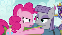 "Pinkie Pie ""Maud, you are the best!"" S7E4"