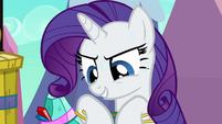 Rarity working hard S3E2