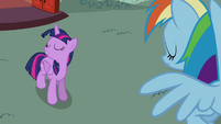 "Twilight ""and passed!"" S4E21"