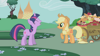"Twilight ""less sure now than I was this morning"" S1E03"