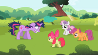Twilight creeping out the CMC S2E3