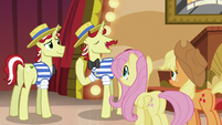 "Flam ""there won't be a pony in town"" S6E20"