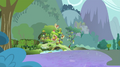Fluttershy's house S2E21.png