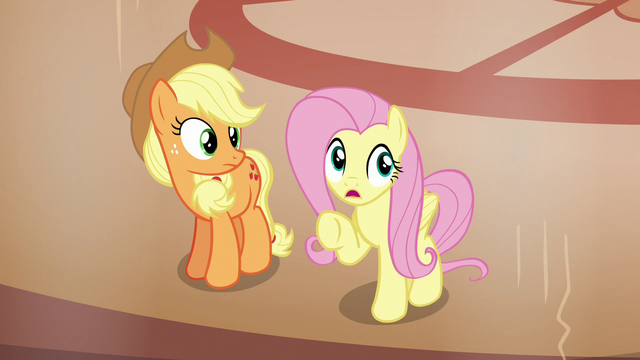 """File:Fluttershy """"move in and take over his resort"""" S6E20.png"""